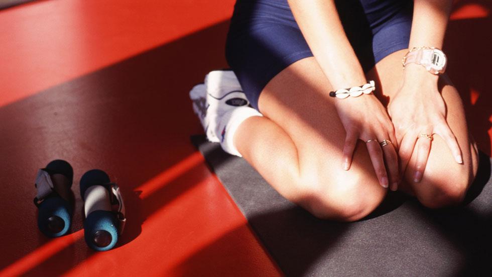 Saber Vivir - Ejercicios para fortalecer la rodilla