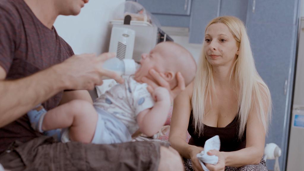 Mamás y papás a la vista - Emma e Ignacio, Laura y Antonio