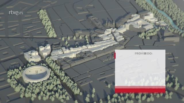 Encierro virtual - La seguridad en los encierros, en 3D