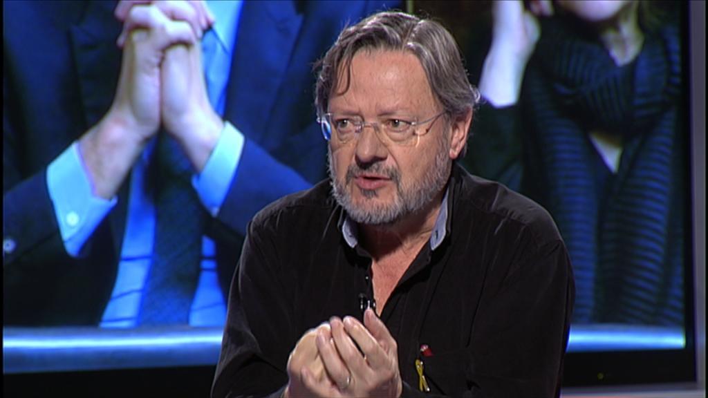 Aquí Parlem - Enric Marín, periodista