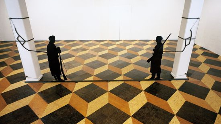 La exposición 'Entre Chien Et Loup' nos muestra la colección Meana-Larrucea