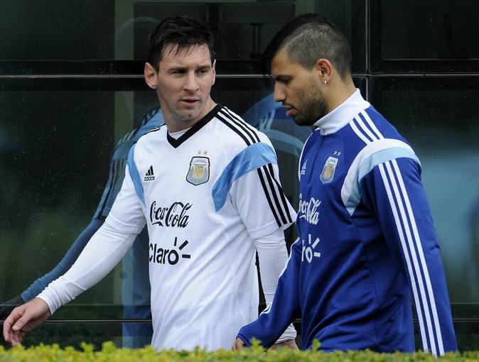 Argentina: La hora de Leo Messi