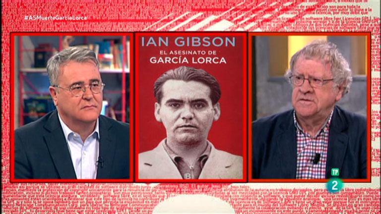 La Aventura del Saber. TVE. Entrevista a Ian Gibson
