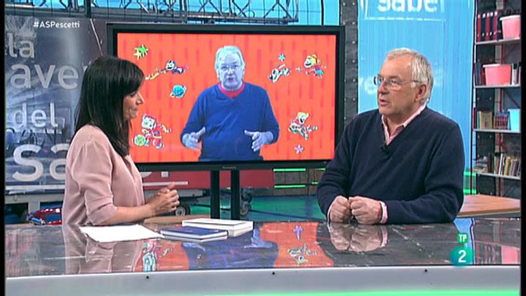La Aventura del Saber. TVE. Entrevista a Luis Pescetti