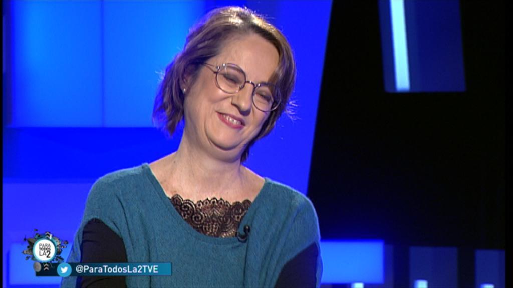 Para Todos La 2 - Entrevista a Marta Sanz, autora de Monstruas y Centauras