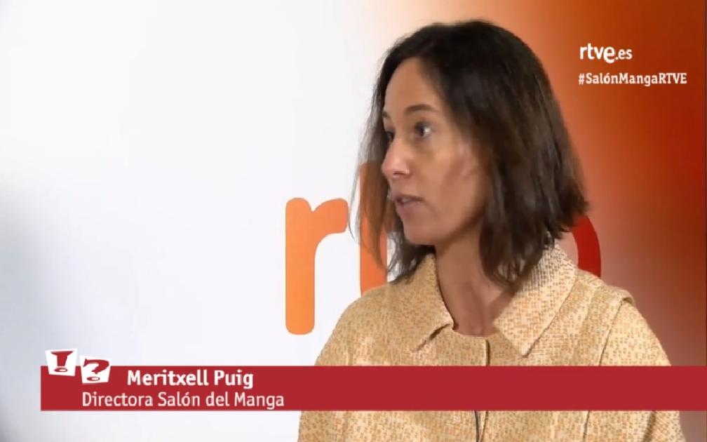 Entrevista con Meritxell Puig directora Salón del Manga 2018