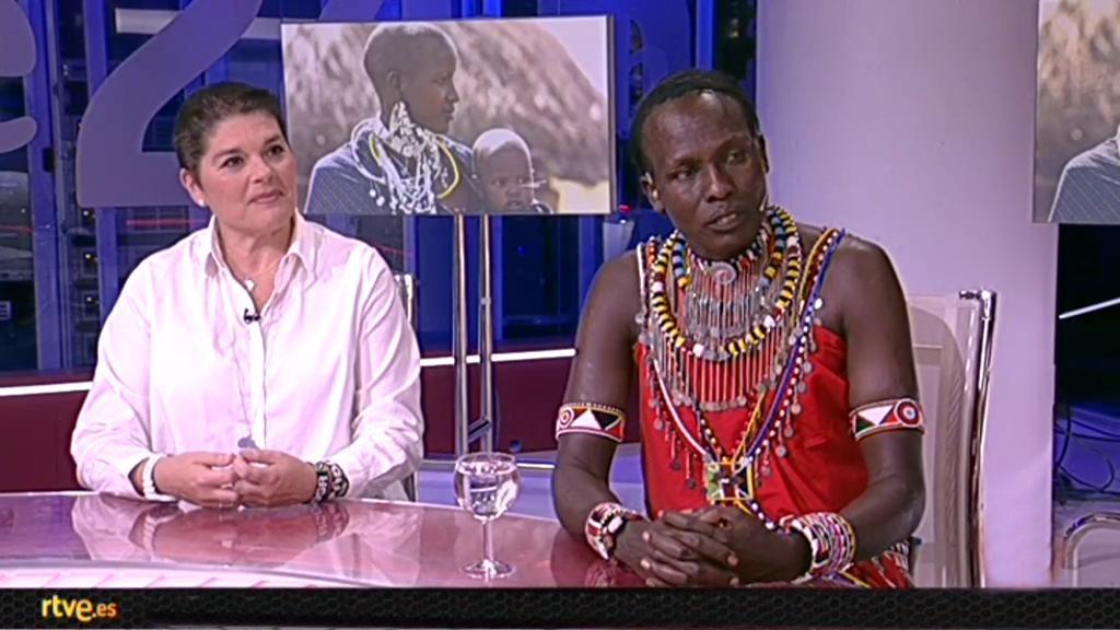 La tarde en 24 horas - Entrevista: William Kinakae  y Rosa Escandell