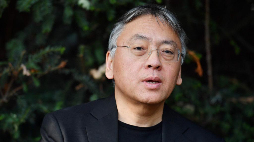 El escritor británico Kazuo Ishiguro, Premio Nobel de Literatura 2017