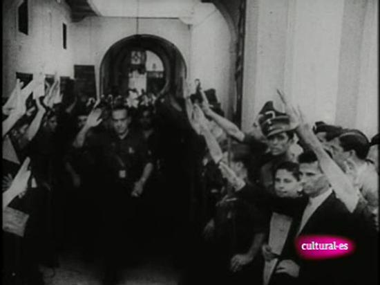 La guerra filmada - La República en guerra