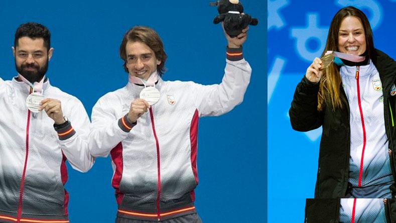 España culmina los Paralímpicos de Pyeongchang con 2 medallas