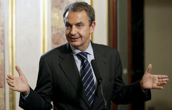 Zapatero cree que España debe de estar en la cumbre del G8