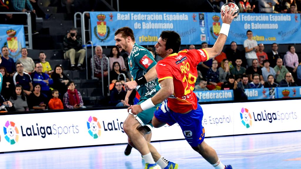 España debuta ante Baréin en la gélida Múnich