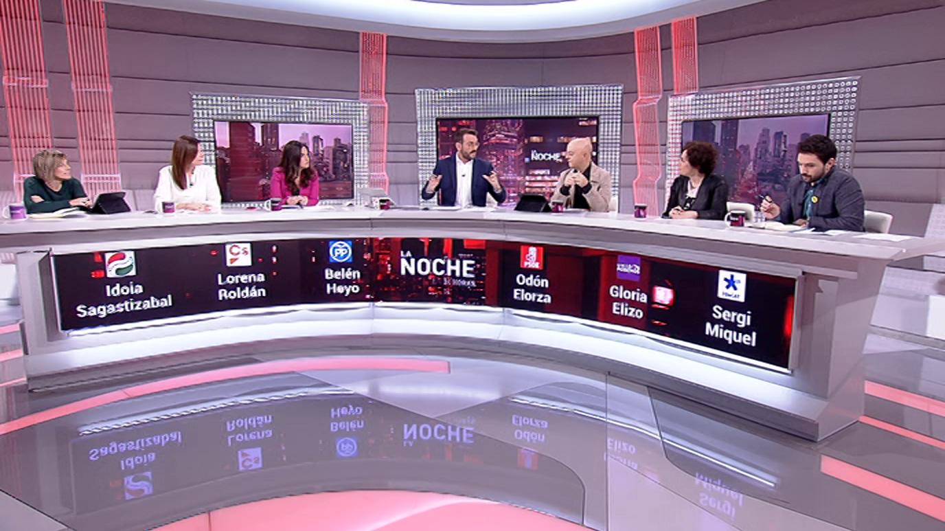 La noche en 24 horas - Especial Elecciones andaluzas - 15/11/18