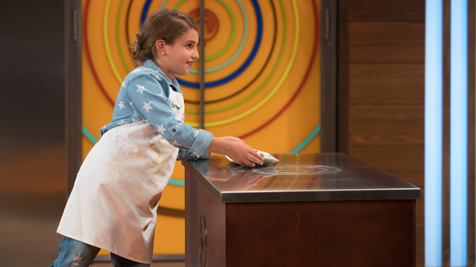 MasterChef Junior 5 - Esther y Juan Antonio sorprenden con sus platos