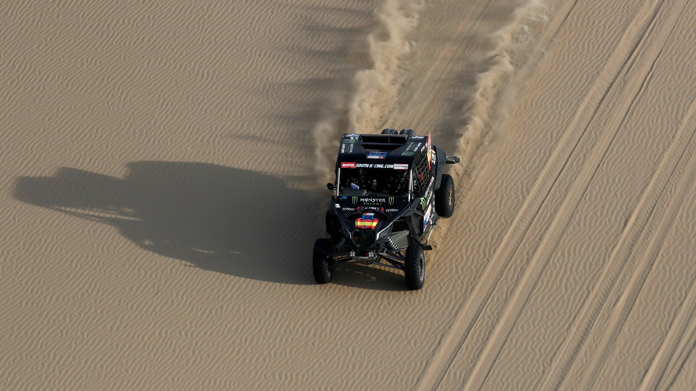 Rally Dakar 2019 - Etapa 2ª: Pisco - San Juan de Marcona