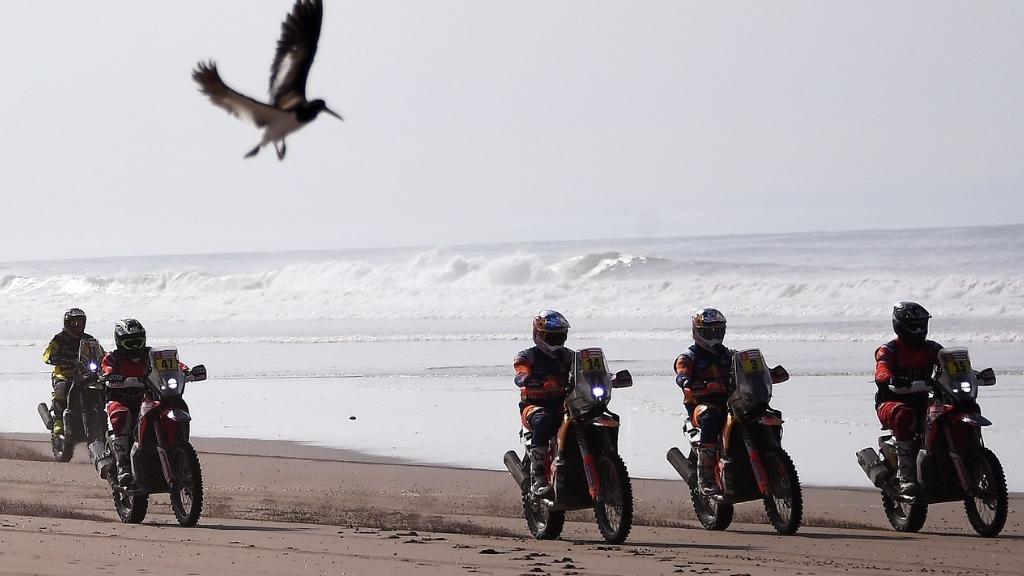 Rally Dakar 2019 - Etapa 5ª: Tacna - Arequipa