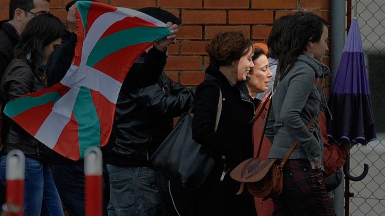 La etarra Inés del Río sale de la cárcel por orden de la Audiencia Nacional