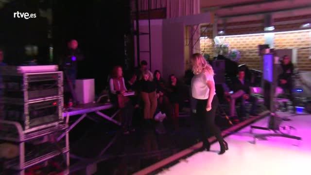 Primeros detalles de la puesta en escena de Blas Cantó