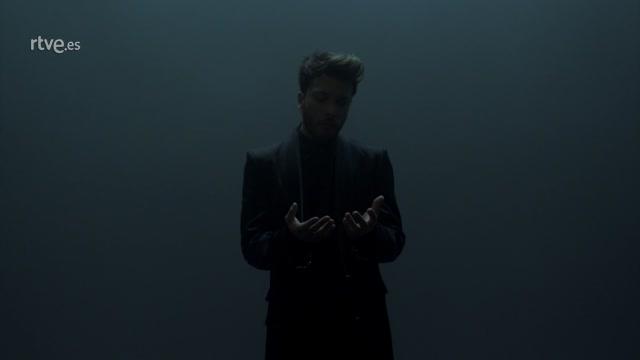 """Videoclip de """"Universo"""", el tema de Blas Cantó en Eurovisión"""