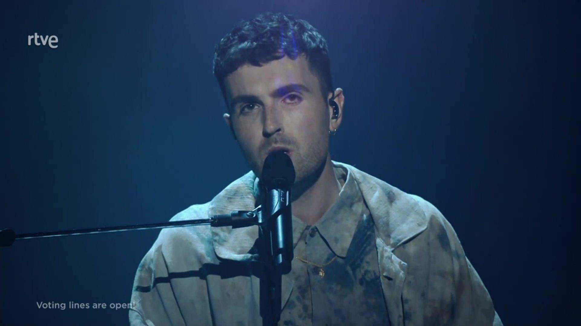 """Eurovisión 2021 - Duncan Laurence, canta """"Arcade"""""""
