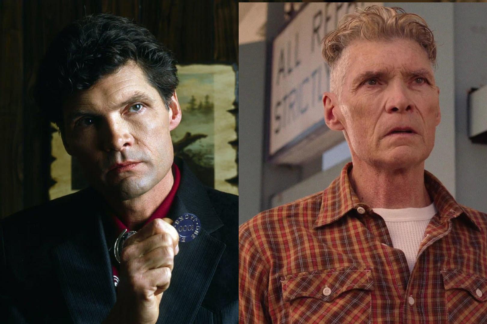 Everett McGill foi Ed Hurley em 'twin picos''Twin Peaks'