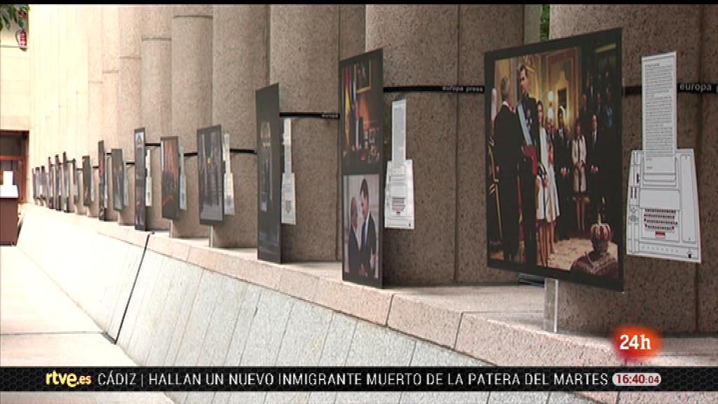 Parlamento-40 años-Expoeuropapress-10-11-18