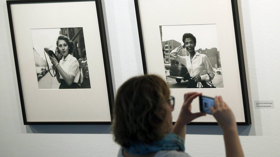 La Fundación Canal de Madrid y una muestra en Barcelona exponen parte de la obra de la niñera fotógrafa Vivian Mayer