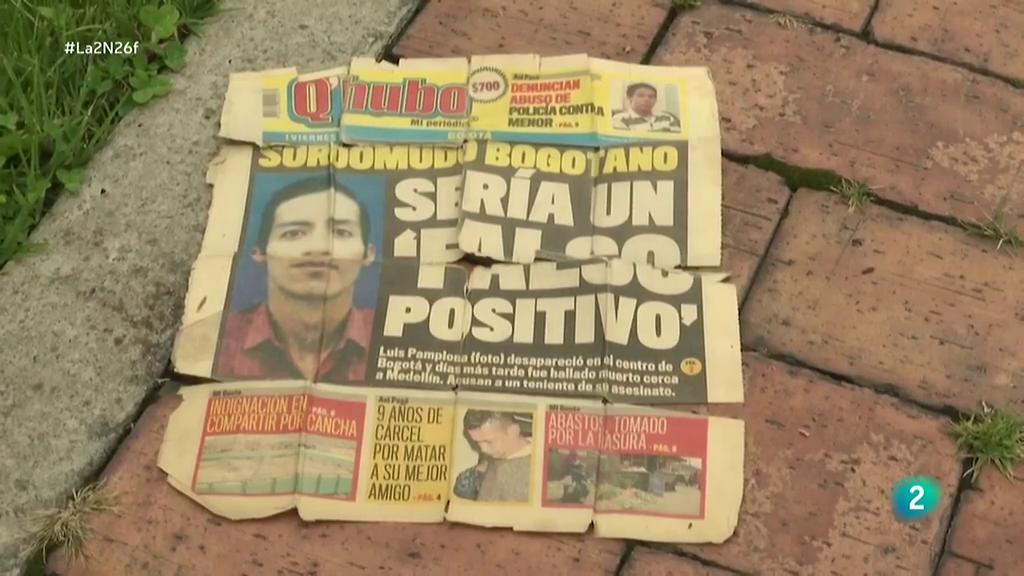 """""""¿Quién dio la orden?"""": la pregunta que se hacen los familiares de los falsos positivos en Colombia"""
