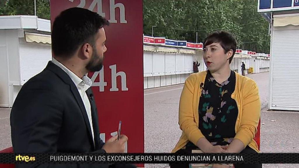 Feria del Libro - Elena Medel