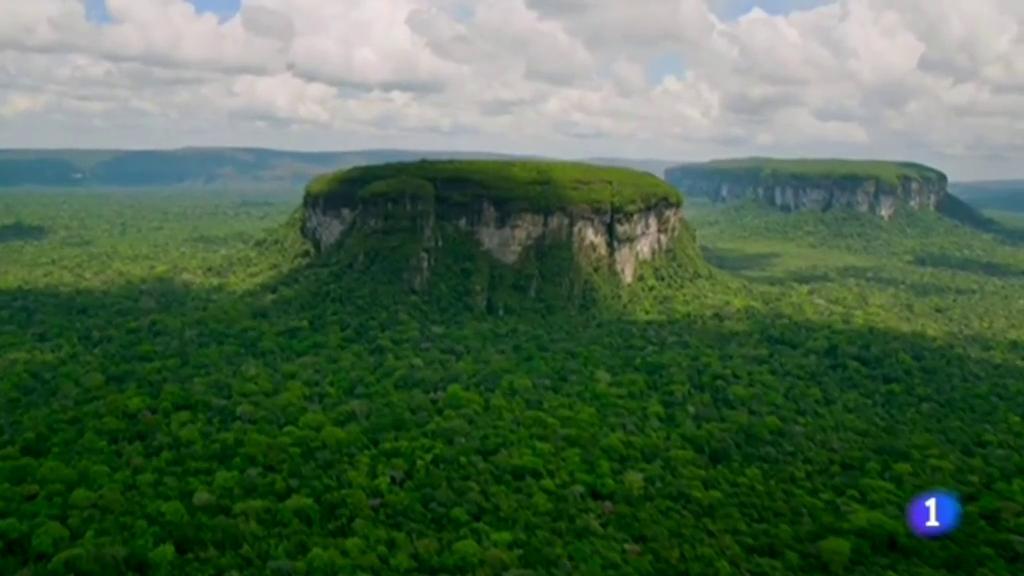 El fin del conflicto en Colombia ha permitido explorar nuevas áreas de la Amazonía