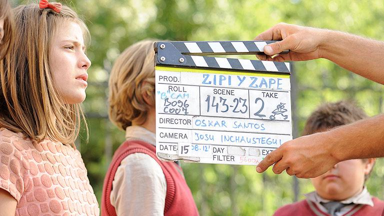Finaliza el rodaje de 'Zipi y Zape y el club de la canica'