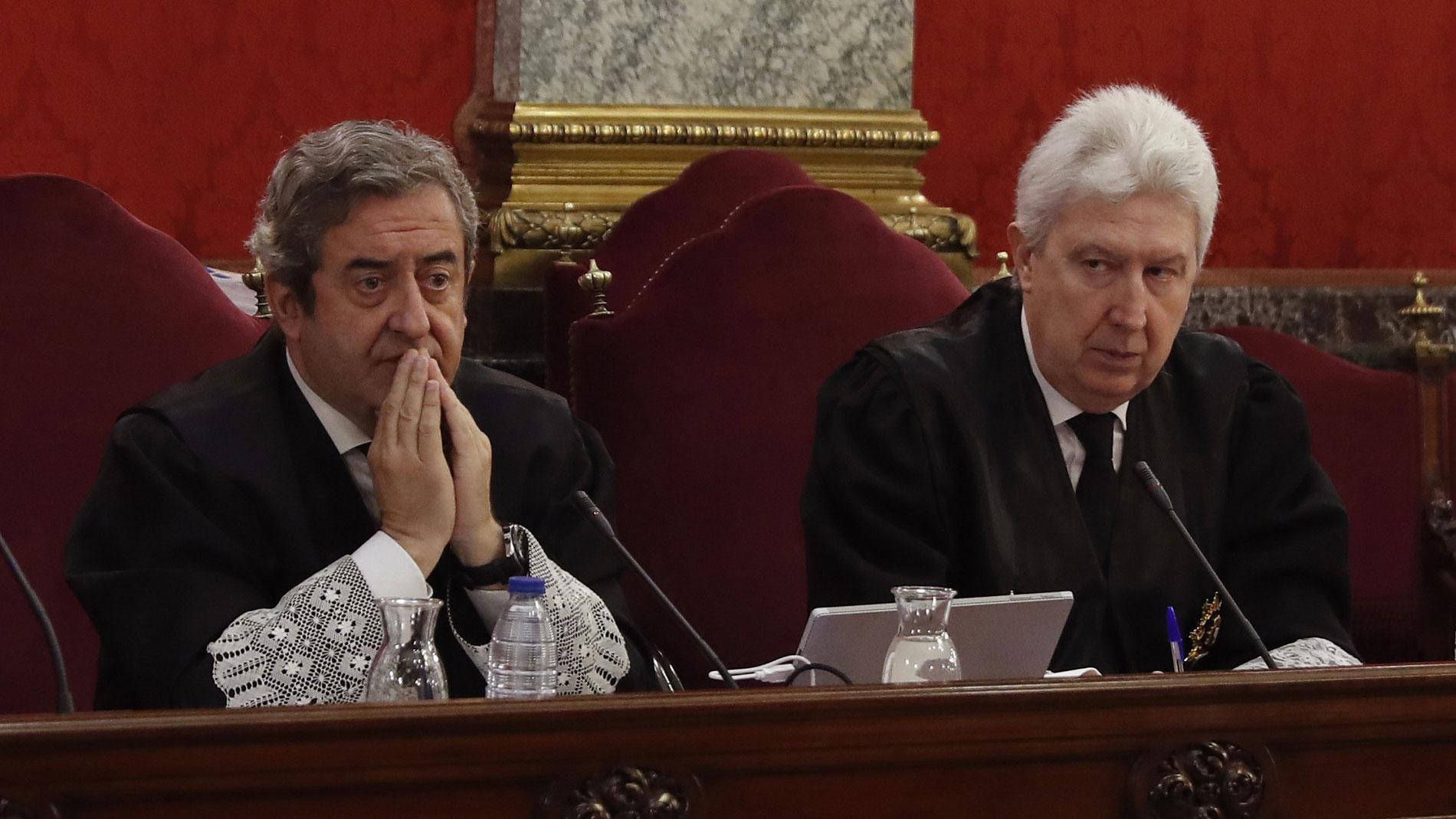 """La Fiscalía: """"Este es un juicio en defensa de la democracia española"""""""