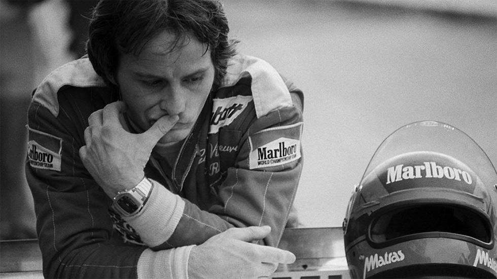 Conexión Vintage - Fórmula 1. Gilles Villeneuve