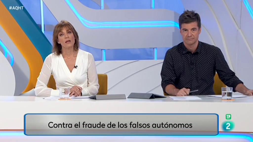 El fraude de los falsos autónomos