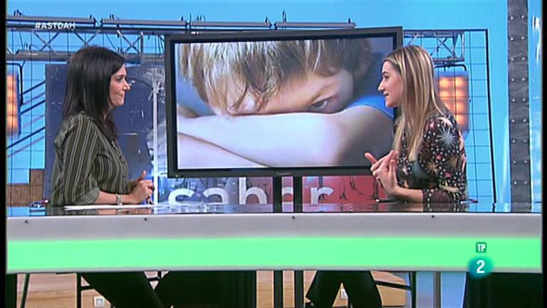 La Aventura del Saber. TVE. Entrevista a  Sara Ortega Tapia