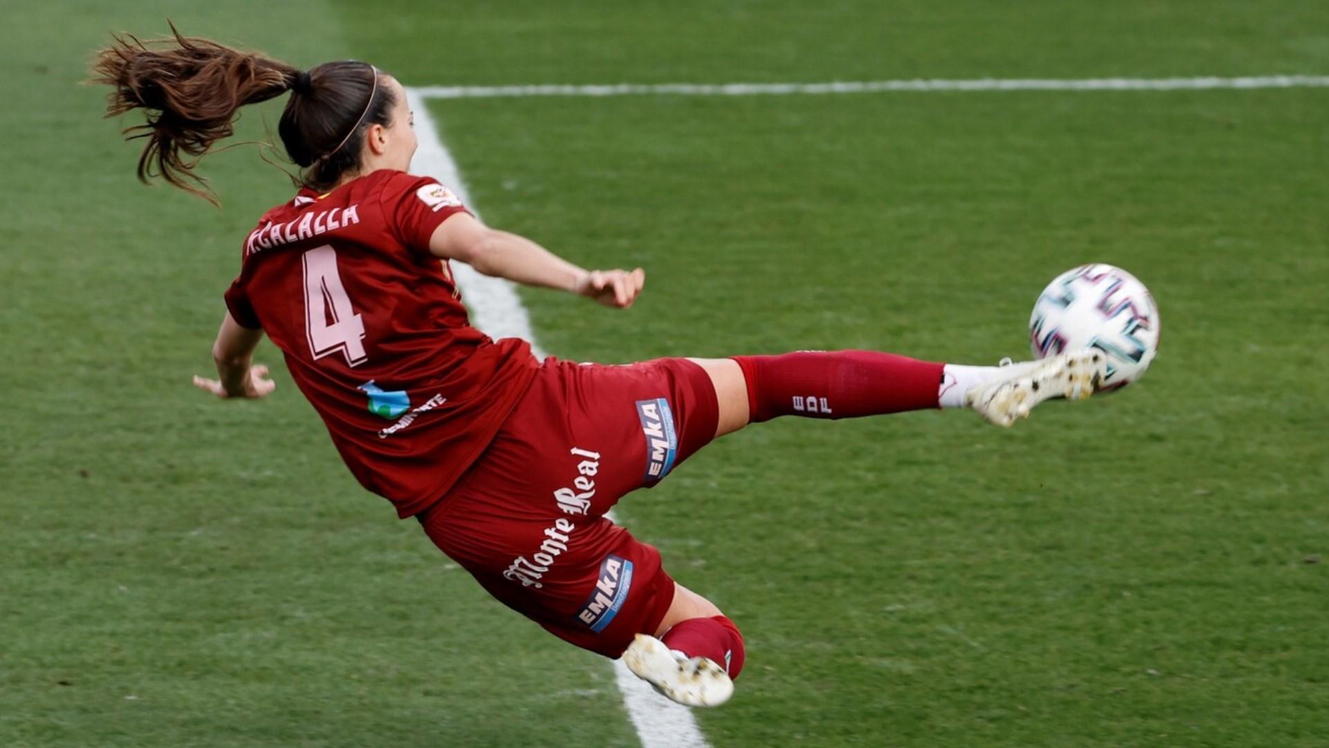 1ª División femenina. 16ª jornada: Real Madrid - EDF Logroño