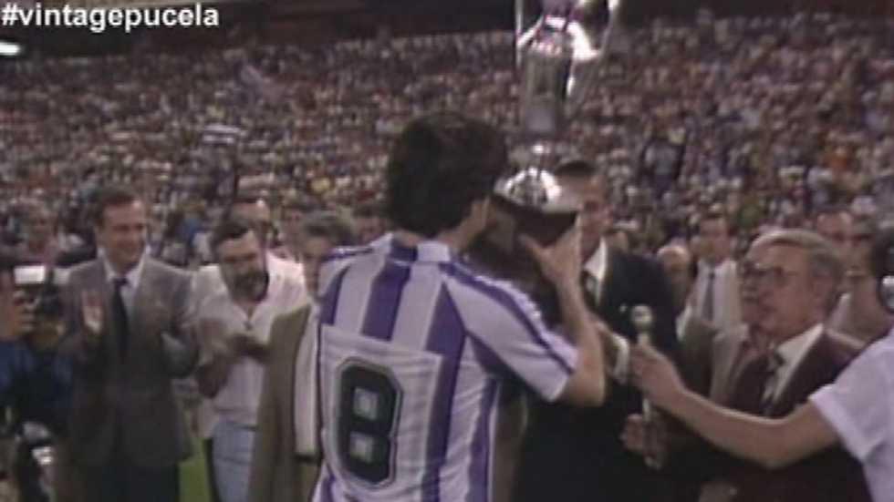 Conexión vintage - Fútbol: Real Valladolid