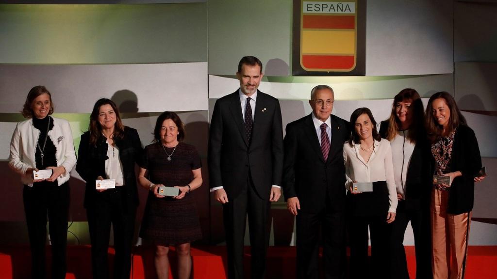 Gala Comité Olímpico Español 2017