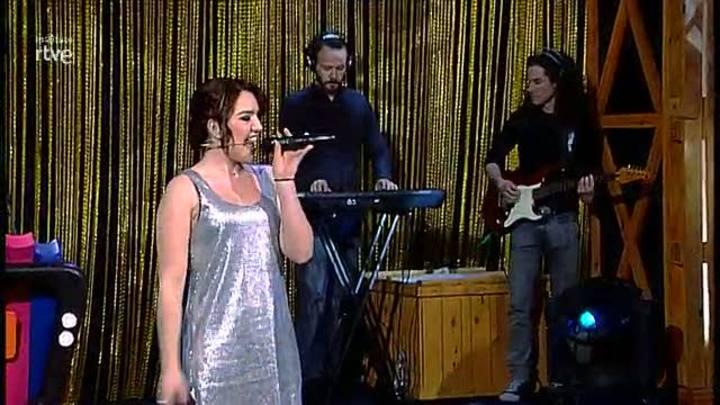 Gala Instituto RTVE 2015. Actuación Sara Hernández