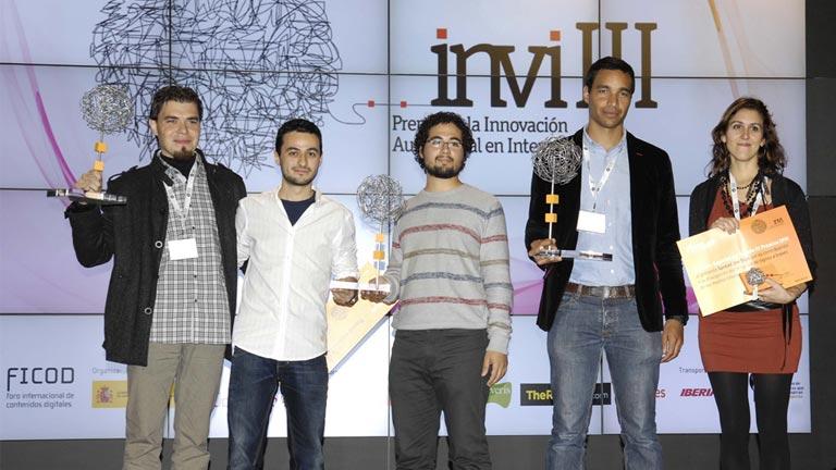 Premios INVI - Ganadores 2011