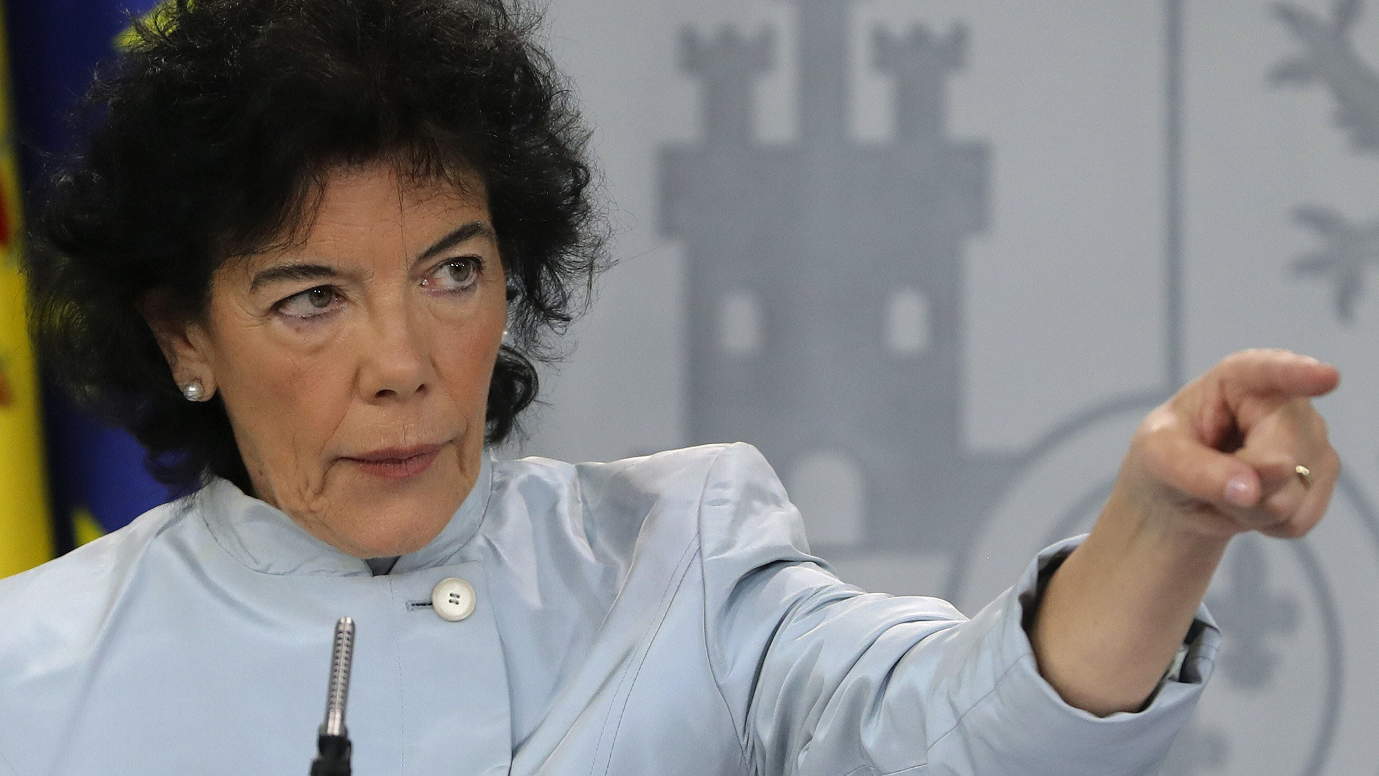 """El Gobierno acusa la """"pinza"""" de PP y Ciudadanos por """"deslealtad"""" e """"inmadurez política"""""""