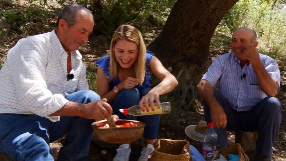 Aquí la tierra - Granao y una receta campestre