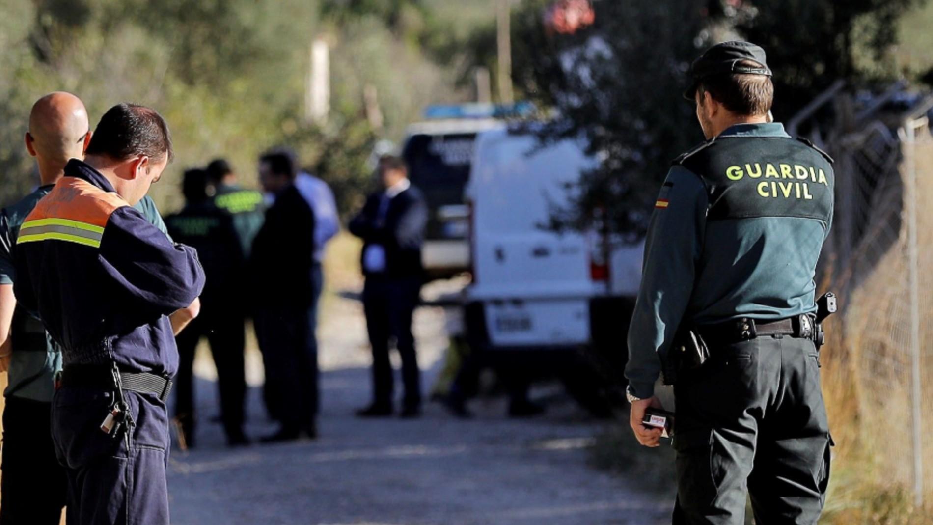 La Guardia Civil encuentra muertos y enterrados a los dos niños desaparecidos en Valencia