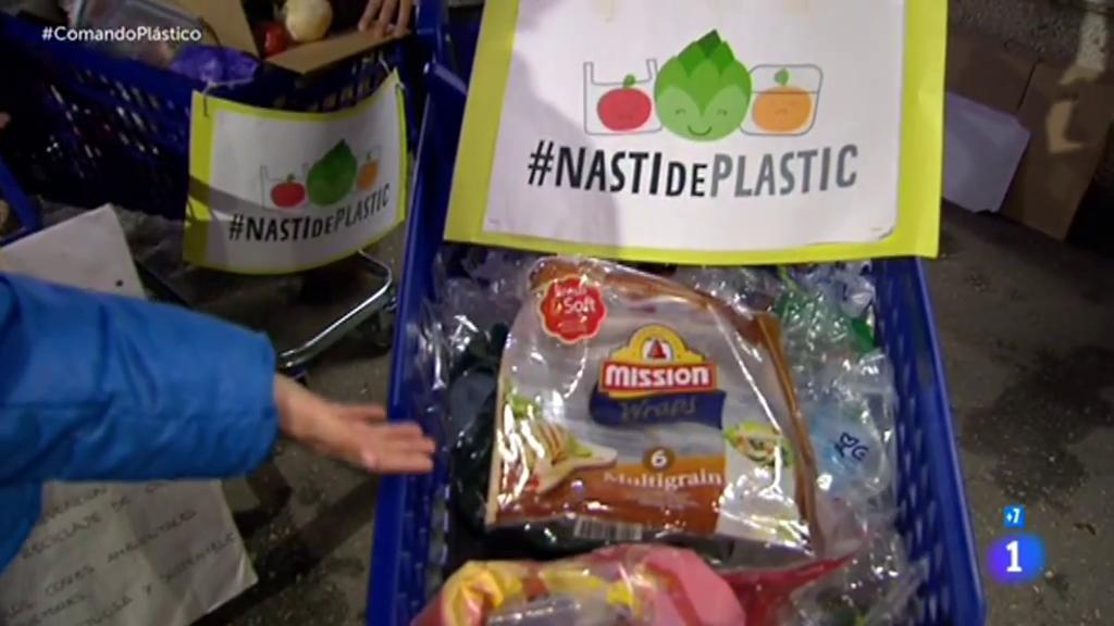 Comando Actualidad - Guerra al plástico - Plasticarianos