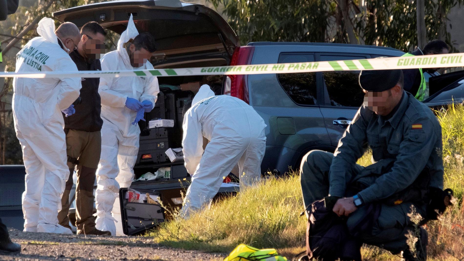 Hallan el cadáver de la profesora desaparecida en Huelva tras cinco días de búsqueda