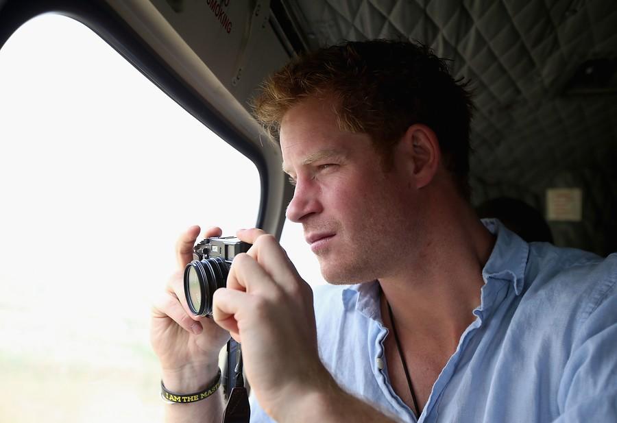 Corazón - Harry de Inglaterra, el nuevo príncipe del pueblo