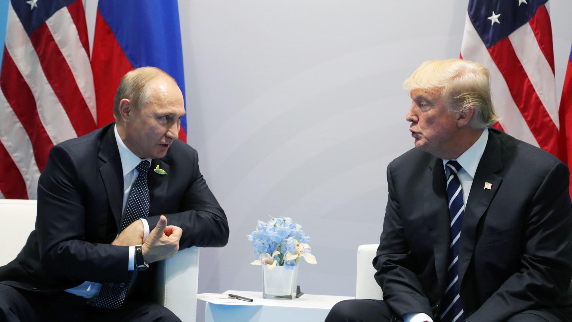 Helsinki se blinda para el encuentro entre Putin y Trump