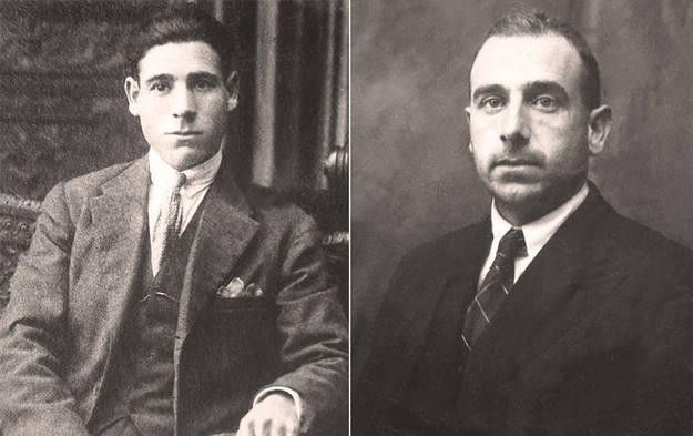 El juez autorizó la exhumación del Valle de los Caídos de los hermanos Ramiro y Manuel Lapeña en 2016.