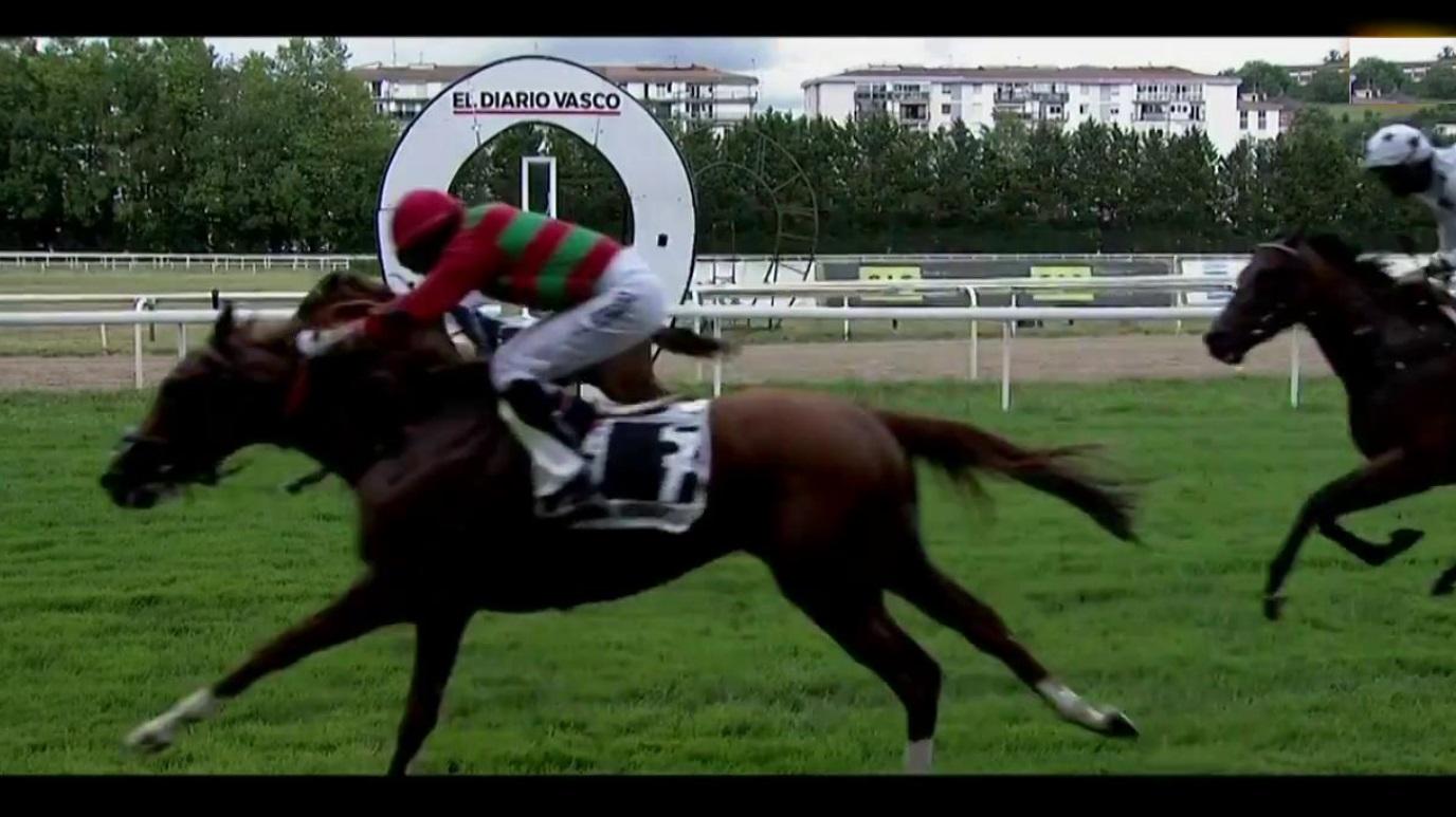 Circuito nacional de carreras de caballos. San Sebastián