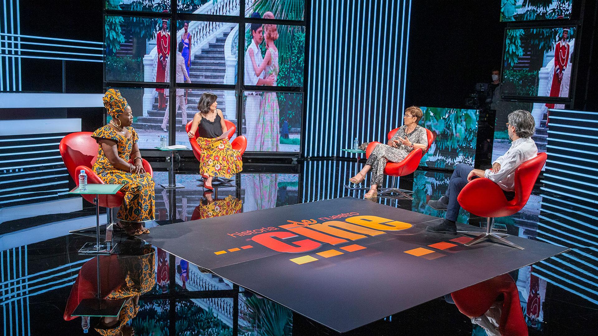 Coloquio: Memorias de África